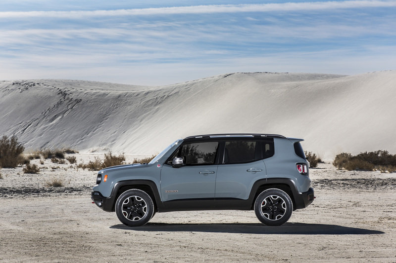 2015 Jeep Renegade High Resolution Exterior - image 544599