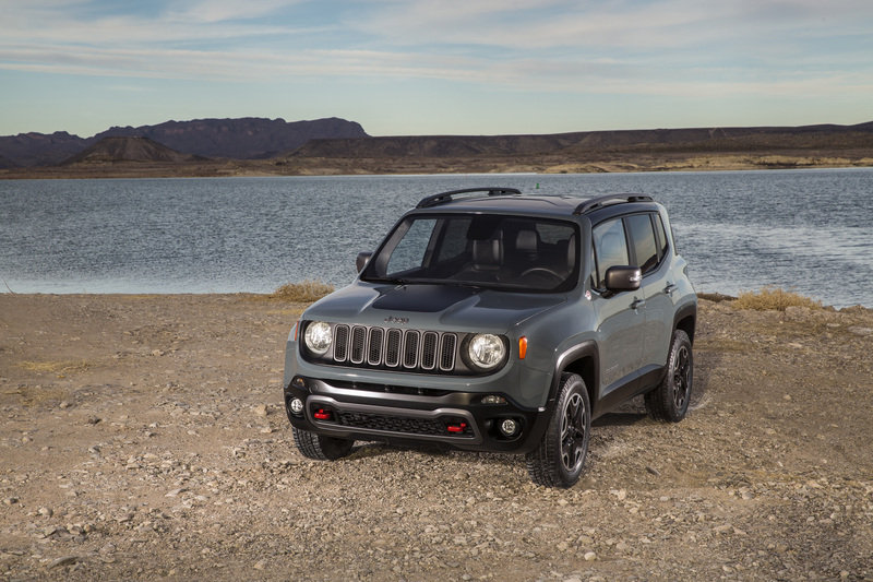 2015 Jeep Renegade High Resolution Exterior - image 544606