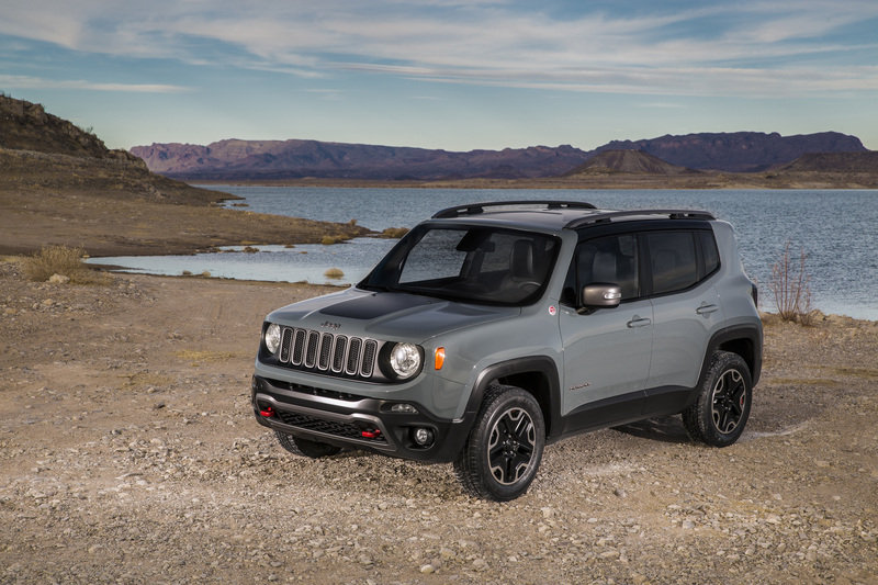 2015 Jeep Renegade High Resolution Exterior - image 544607