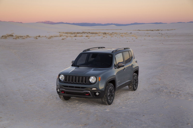 2015 Jeep Renegade High Resolution Exterior - image 544611