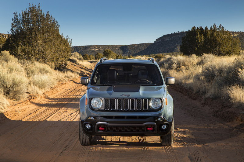 2015 Jeep Renegade High Resolution Exterior - image 544613