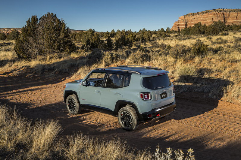 2015 Jeep Renegade High Resolution Exterior - image 544614