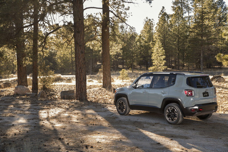 2015 Jeep Renegade High Resolution Exterior - image 544615