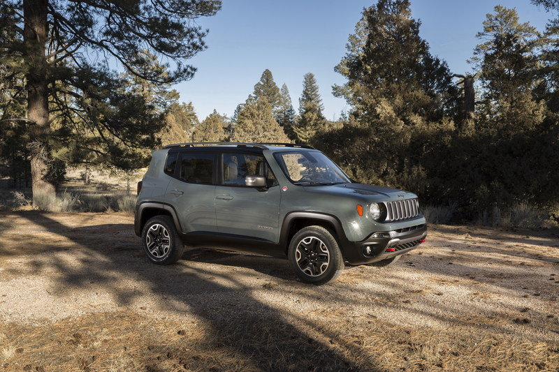 2015 Jeep Renegade High Resolution Exterior - image 544616