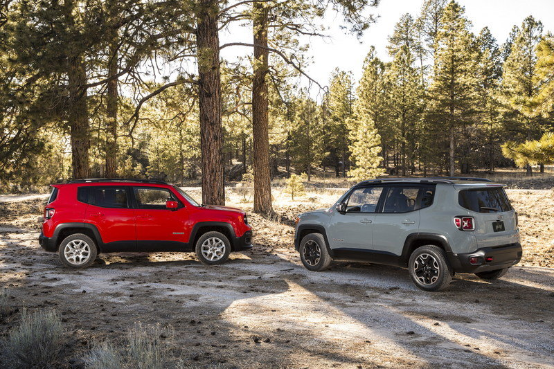 2015 Jeep Renegade High Resolution Exterior - image 544624