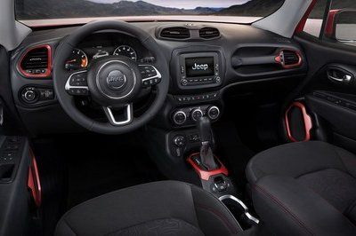 2015 Jeep Renegade - image 544628