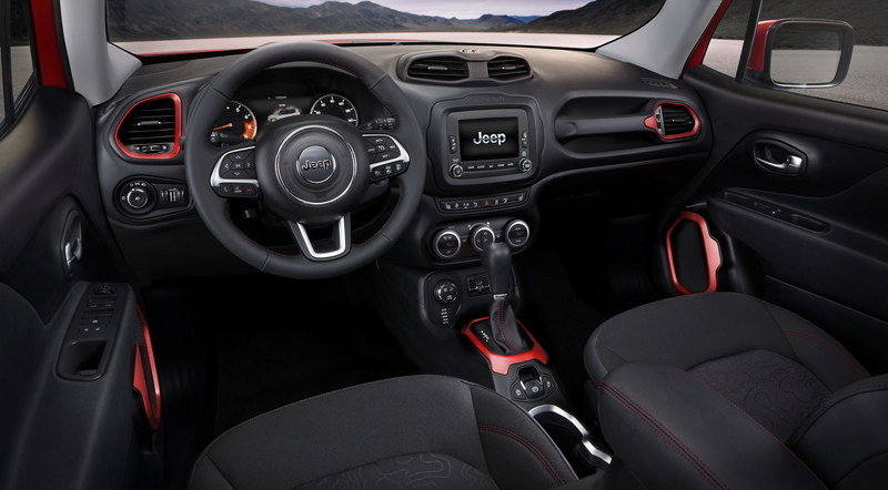 2015 Jeep Renegade High Resolution Interior - image 544628