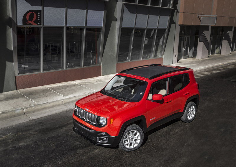 2015 Jeep Renegade High Resolution Exterior - image 544564