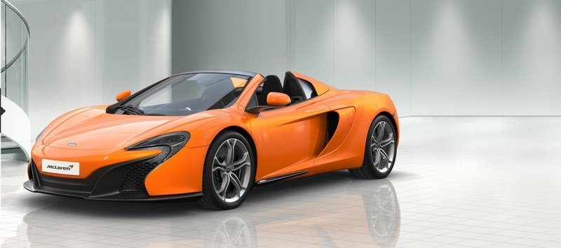McLaren Pauses 12C Production to Focus on the New 650S