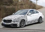 Spy Shots: 2015 Mercedes-Benz C63 AMG Drops Camouflage - image 546959