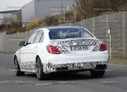 Spy Shots: 2015 Mercedes-Benz C63 AMG Drops Camouflage - image 546962