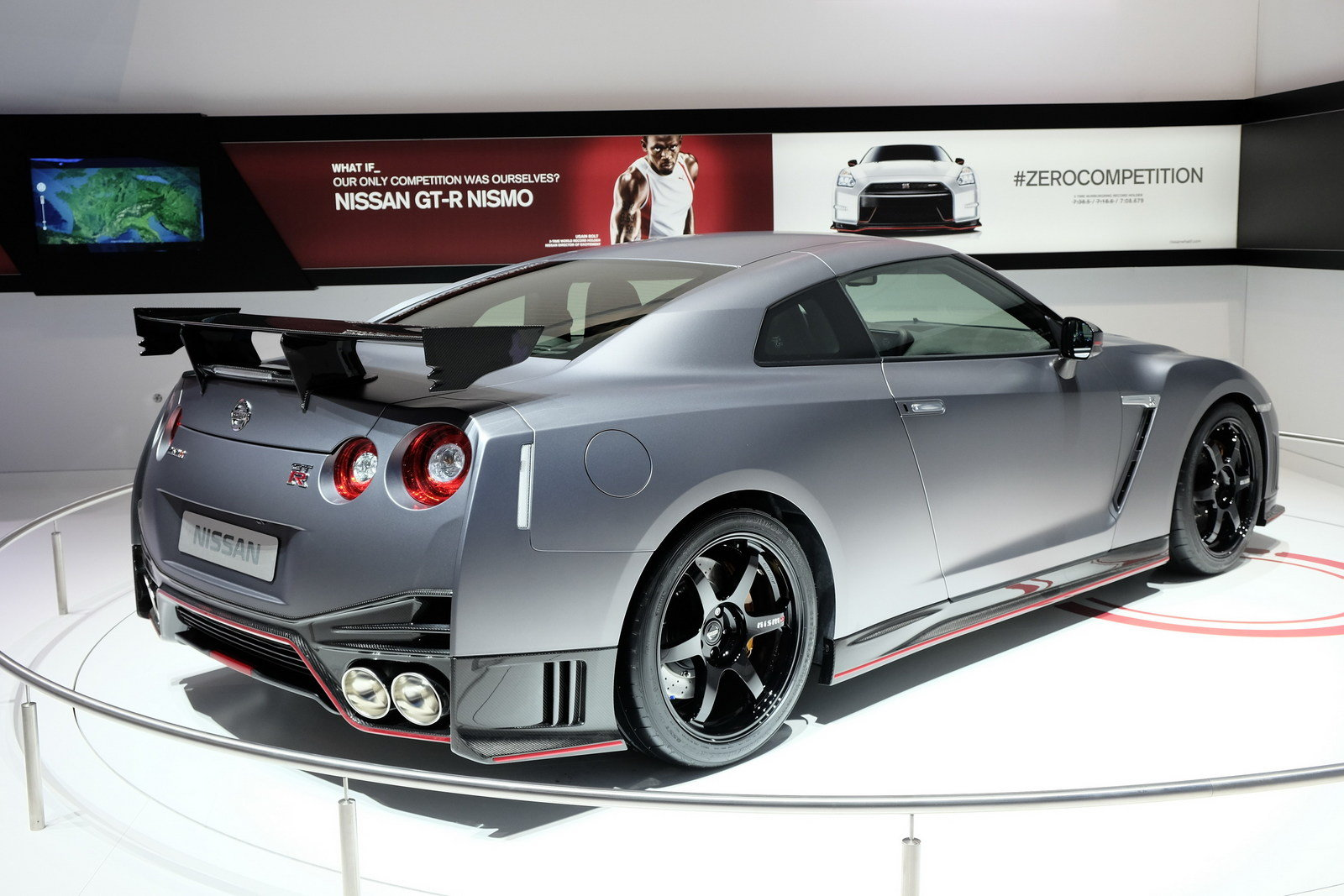 2015 nissan gt r nismo picture 545102 car review top speed. Black Bedroom Furniture Sets. Home Design Ideas