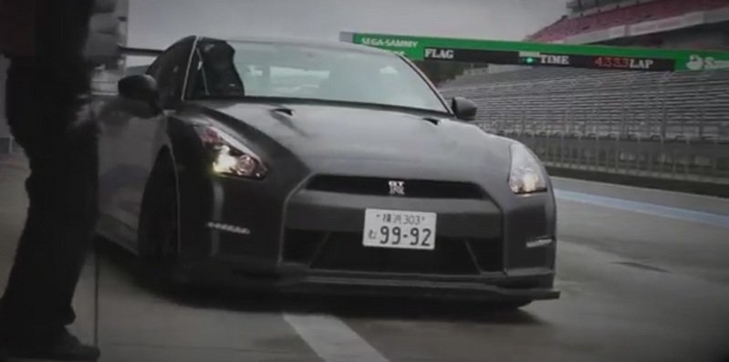 2015 Nissan GT-R Nismo N Attack Package Exterior - image 545915