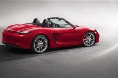 Range-Topping Boxster GTS and Cayman GTS Make Their Debut Exterior - image 546368