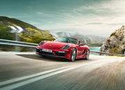 Range-Topping Boxster GTS and Cayman GTS Make Their Debut - image 546364