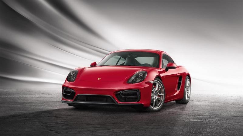 Next-Gen Porsche Boxster and Cayman will Get a 395-Horsepower, 4-Cylinder Engine