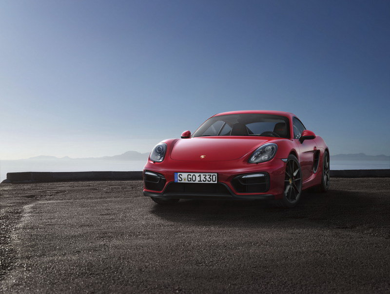 2015 Porsche Cayman GTS High Resolution Exterior - image 546439
