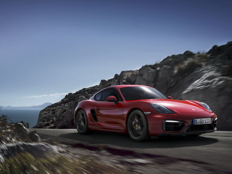 Range-Topping Boxster GTS and Cayman GTS Make Their Debut