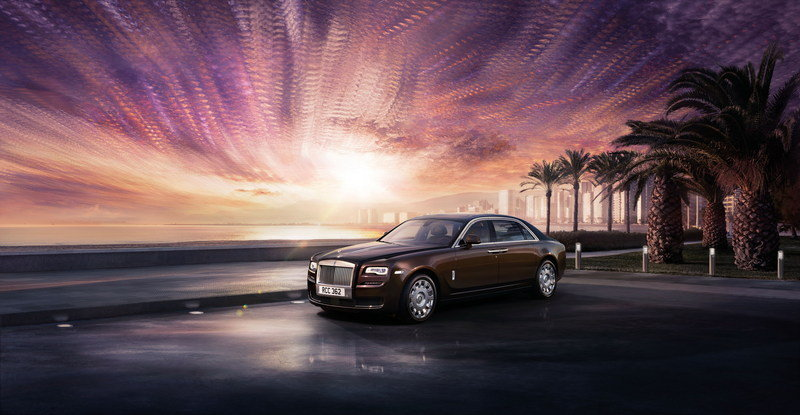 2015 Rolls-Royce Ghost Series II High Resolution Exterior - image 544511