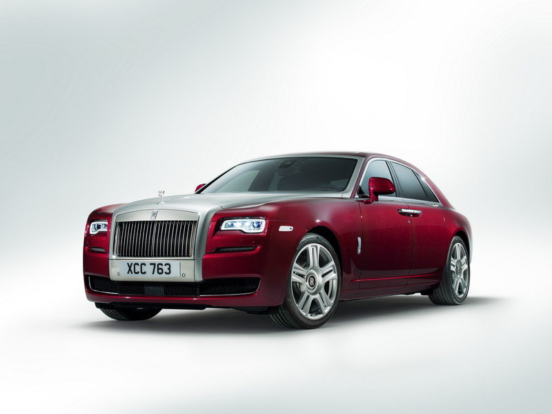 2015 Rolls-Royce Ghost Series II Exterior Wallpaper quality - image 544480