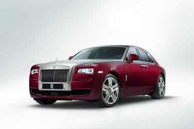 2015 Rolls-Royce Ghost Series II - image 544479