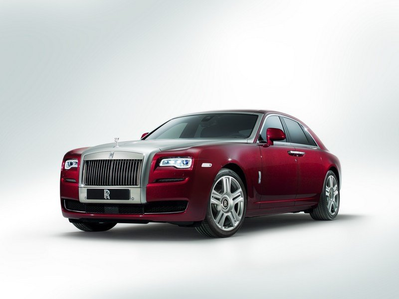 2015 Rolls-Royce Ghost Series II High Resolution Exterior - image 544479