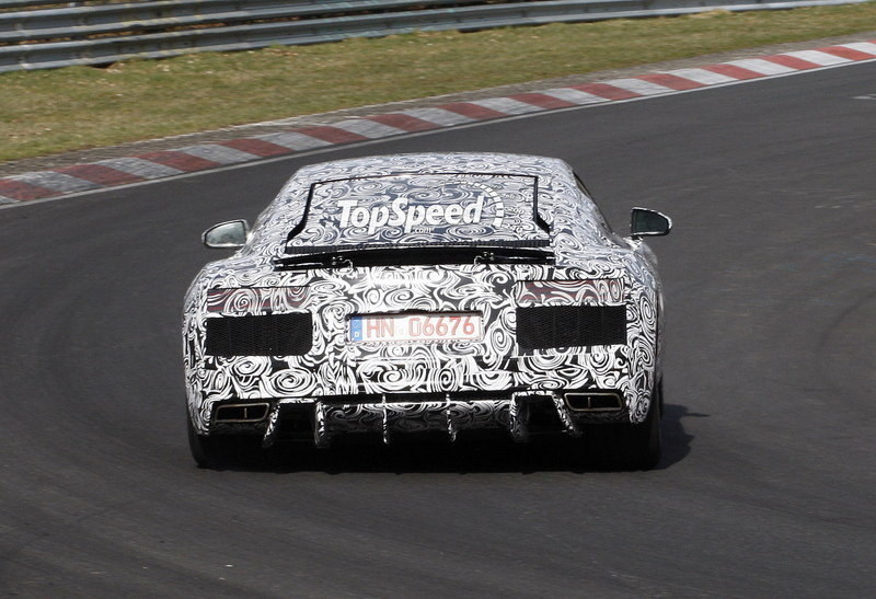Spy Shots: 2016 Audi R8 Goes for Another Testing Session