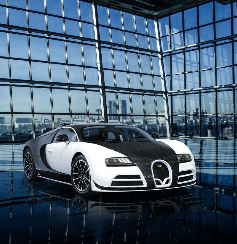 You Can Rent a One-Off Bugatti Veyron for Just $20,000 a Day