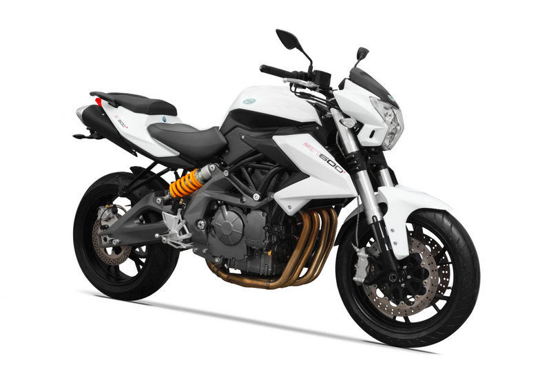 2014 Benelli BN600S High Resolution Exterior - image 546815