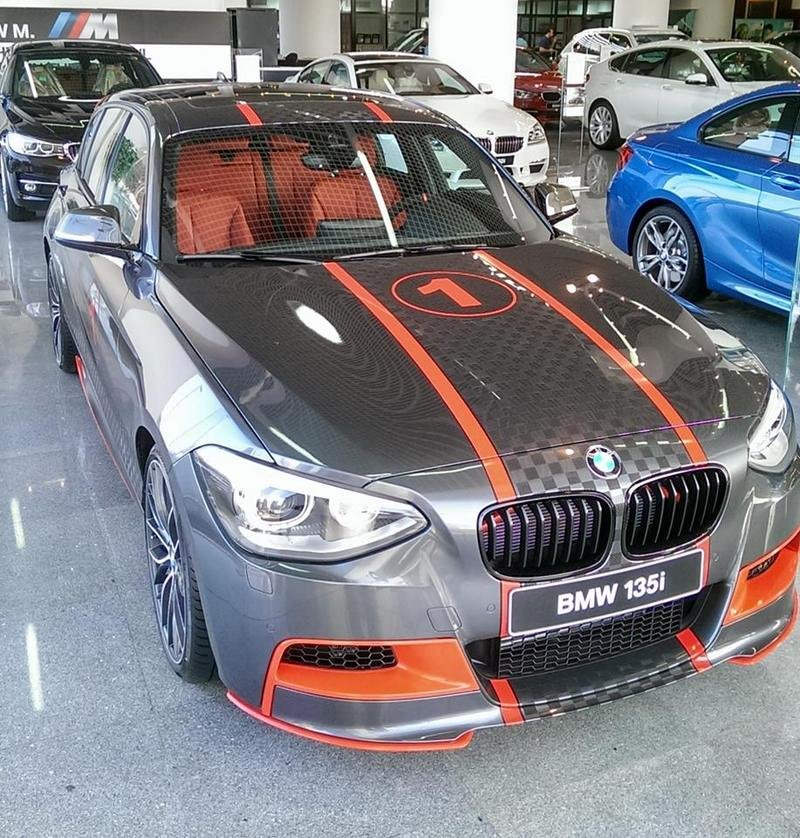 2014 BMW M135i M Performance Special Edition