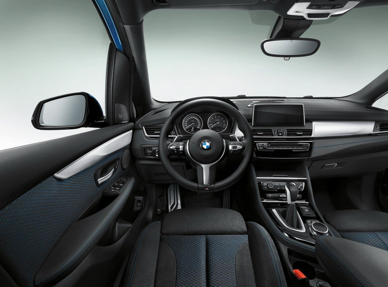 2015 BMW 2 Series Active Tourer M Sport Interior - image 547017