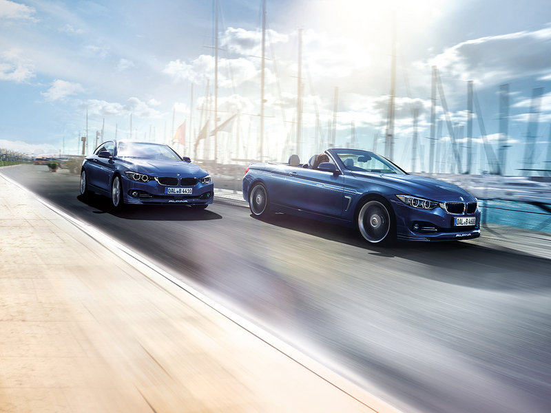 2014 BMW Alpina B4 Biturbo Convertible