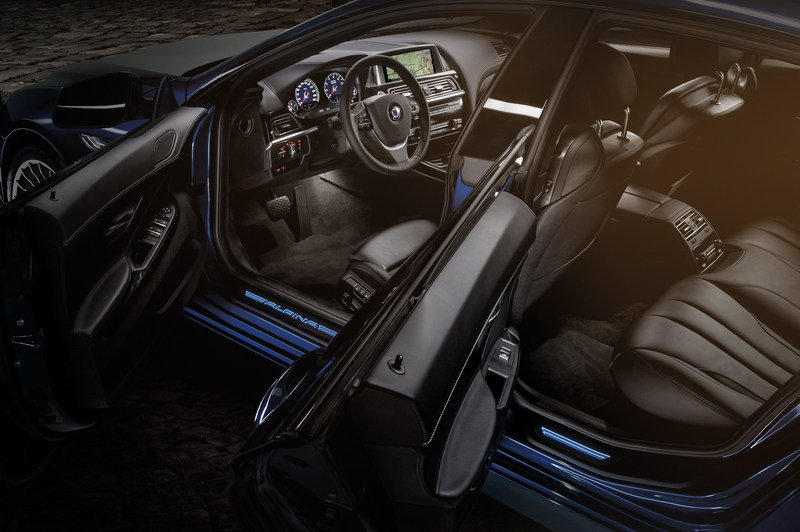 2015 BMW Alpina B6 xDrive Gran Coupe Interior - image 545256