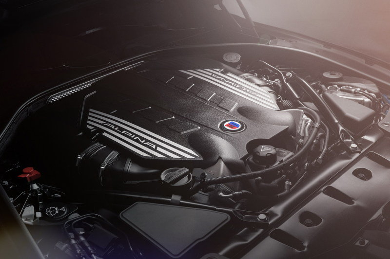 2015 BMW Alpina B6 xDrive Gran Coupe High Resolution Drivetrain - image 545258