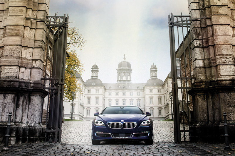 2015 BMW Alpina B6 xDrive Gran Coupe High Resolution Exterior - image 545250