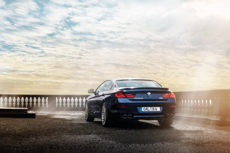 2015 BMW Alpina B6 xDrive Gran Coupe High Resolution Exterior - image 545252