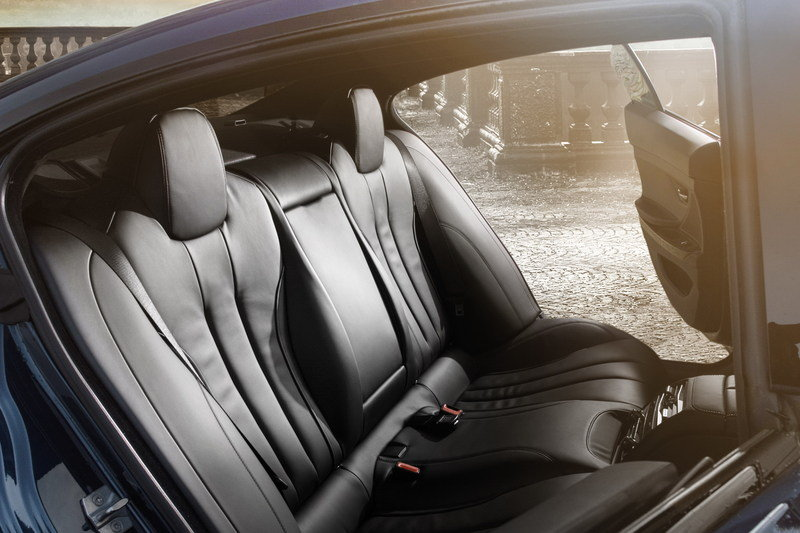 2015 BMW Alpina B6 xDrive Gran Coupe Interior - image 545253