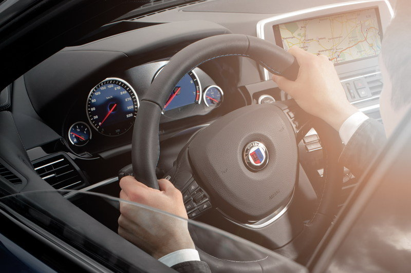 2015 BMW Alpina B6 xDrive Gran Coupe Interior - image 545254
