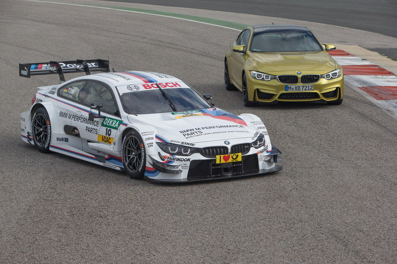 2014 BMW M4 DTM High Resolution Exterior Wallpaper quality - image 544237