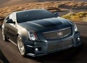 2014 Cadillac CTS-V Coupe - image 545752