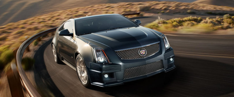 2014 Cadillac CTS-V Coupe Exterior - image 545752