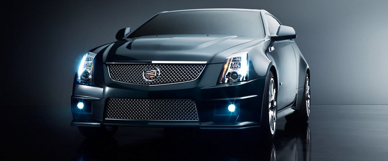 2014 Cadillac CTS-V Coupe Exterior - image 545753