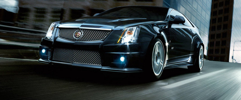 2014 Cadillac CTS-V Coupe Exterior - image 545754