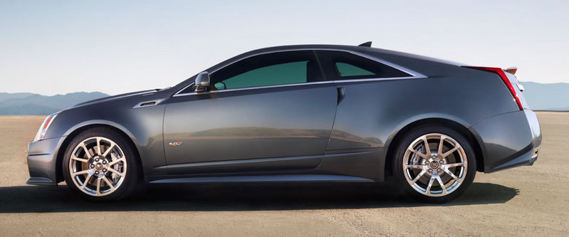 2014 Cadillac CTS-V Coupe Exterior - image 545755