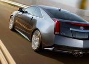 2014 Cadillac CTS-V Coupe - image 545756