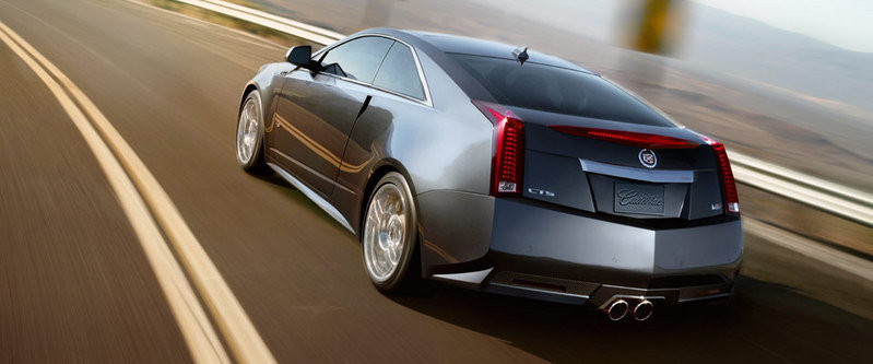 2014 Cadillac CTS-V Coupe Exterior - image 545756