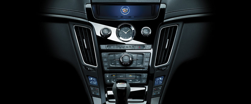 2014 Cadillac CTS-V Coupe Interior - image 545757