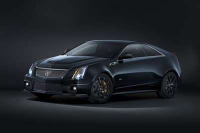 2014 Cadillac CTS-V Coupe | Top Sd