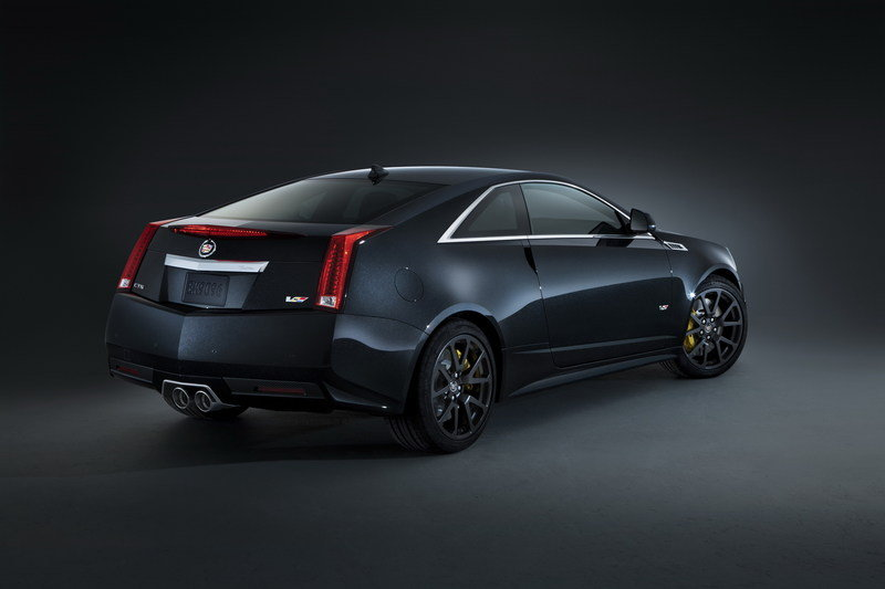 2014 Cadillac CTS-V Coupe High Resolution Exterior - image 545749