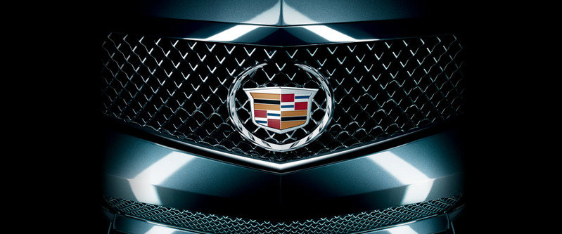 2014 Cadillac CTS-V Sedan Emblems and Logo Exterior - image 545851
